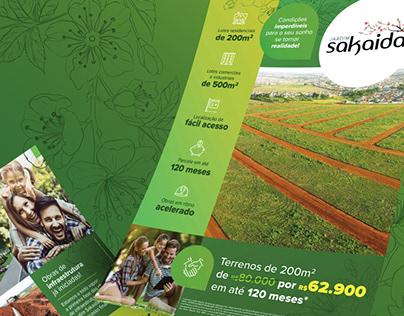 Jardim Sakaida • Campaign