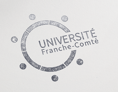 Université de Franche-Comté | Logo Design