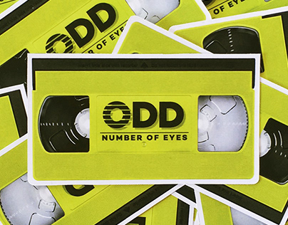 VHS Sticker