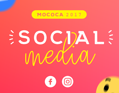 Social Media - mococa