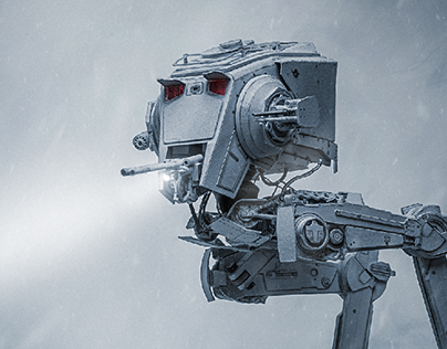 Snow storm on Hoth