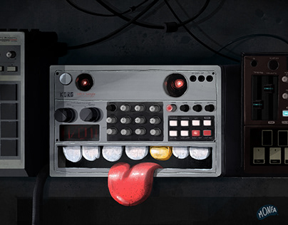 The legend of the Volca with the Golden Tooth