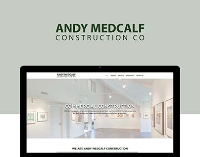 Andy Medcalf Web Design