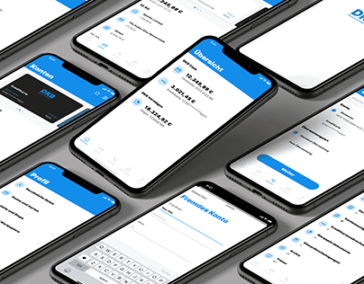 DKB Banking App Redesign