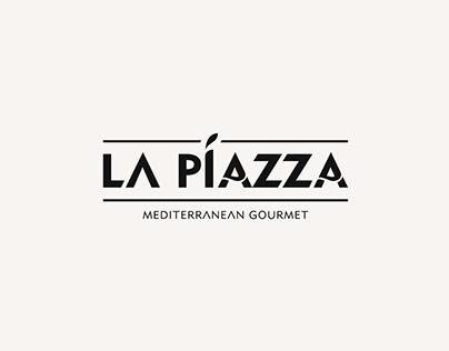La Piazza » Logo Design