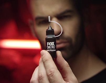 FOX / Skin free Ink / Brand Activation