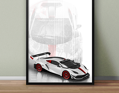 whitegraphic | Arrinera | Hussarya GT visual concept