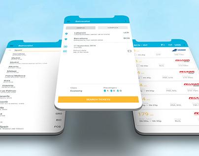 BETRAVELST Mobile App