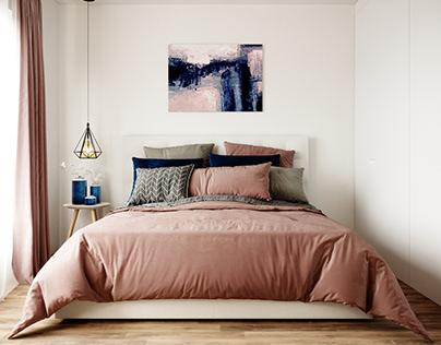 Airy Bedroom | 007
