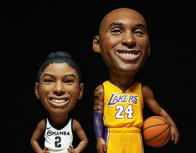 A Tribute to Kobe and Gigi
