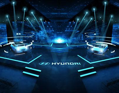 HYUNDAI 现代汽车发布会 2019
