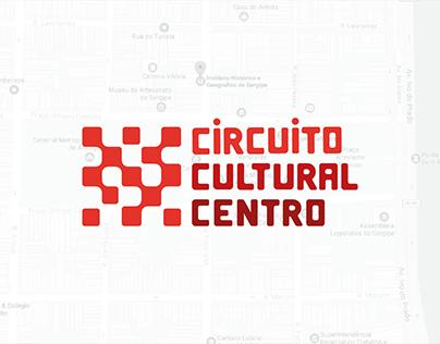Identidade Visual 'Circuito Cultural Centro'