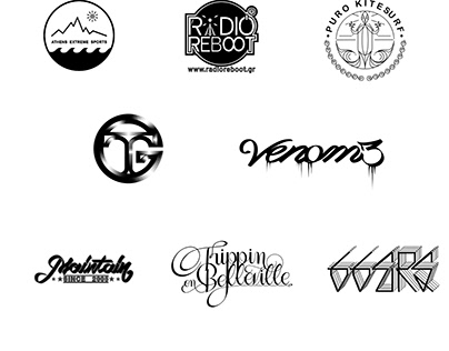 Logotypes & brand symbols
