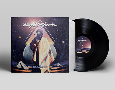 Rey&Kjavik | Album Cover