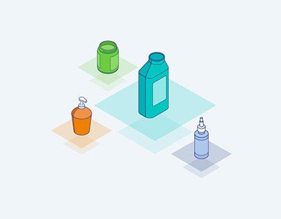 Alpha Packaging - Website Design