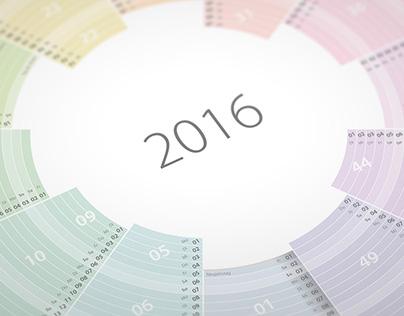°aine.calendar 2016