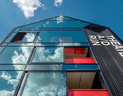 Visual brand identity & communication Theater a/d Rijn