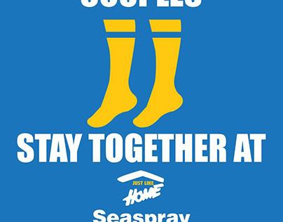 Seaspray Laundry - Instagram Campaign