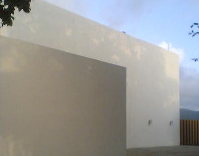 Modern Minimalist Outhouse - Tiger Valley, Lonavala