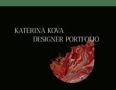 Designer portfolio/ Personal site