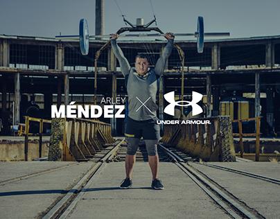 Arley Méndez X Under Armour