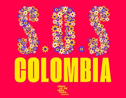 SOS COLOMBIA NOS ESTÁN MATANDO