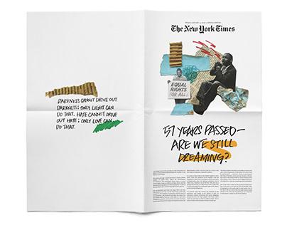 NYT on MLK