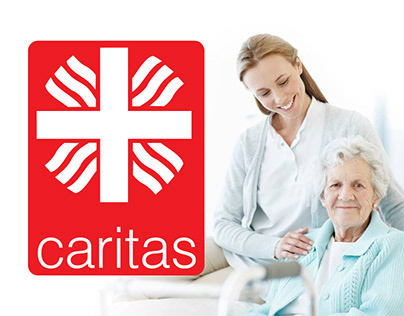 Caritas Novosibirsk - Website design