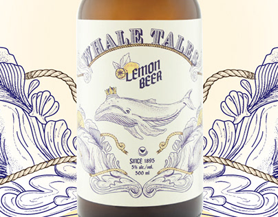 Whale Tales Beer