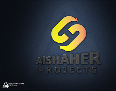 ALSHAHER PROJECTS LOGO