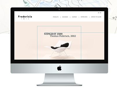 Fredericia Furniture Redesign