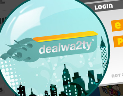 DealWa2ty Bilingual Website & Mobile Site