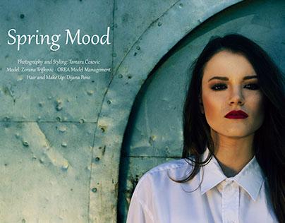 Spring Mood - Fashion Editorial