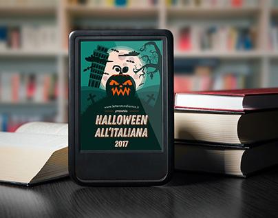 Cover ebook - Halloween all'italiana 2017