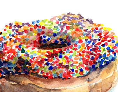 Donut Sampler