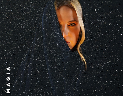 María Colores - Magia Cover