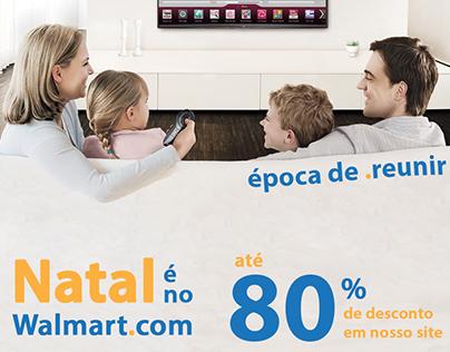 Campanha | Natal Walmart.com