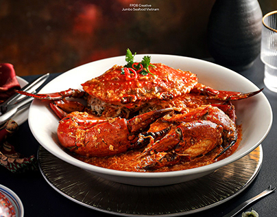 "LONG LIVE THE ""KING""! / JUMBO Seafood Vietnam"