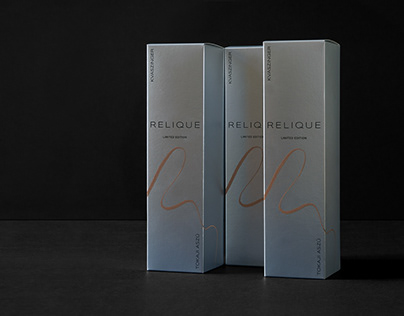 Kvaszinger Relique premium wine packaging