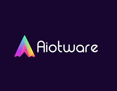 Branding logo design for tracking software company