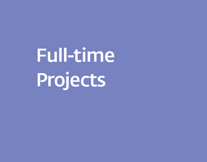 Fulltime Projects