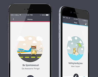 Spangle App Identity