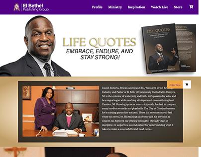 Bishop Roberts Website