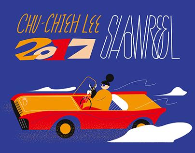 Chu-Chieh Lee   Showreel 2017