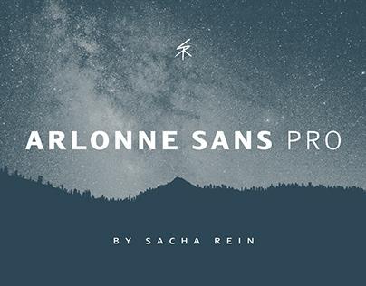 NEW FONT – Arlonne Sans Pro