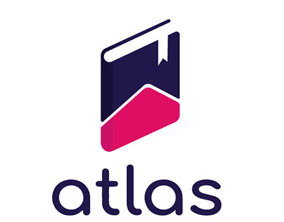 Atlas Book shop logo