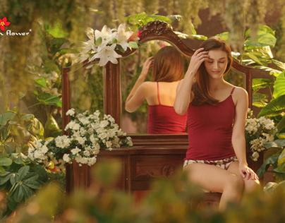 Indian Flower Inner Wear TV Commercial