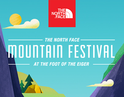 The North Face Mountain Festival - Microsite
