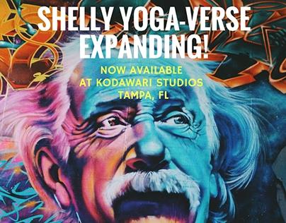 Shelly Yoga by Shelly Happel