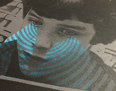 The Black Keys, Raleigh, NC Poster Art
